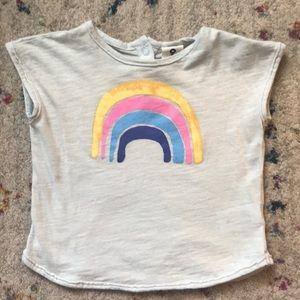 Stem 9M rainbow t shirt. EUC